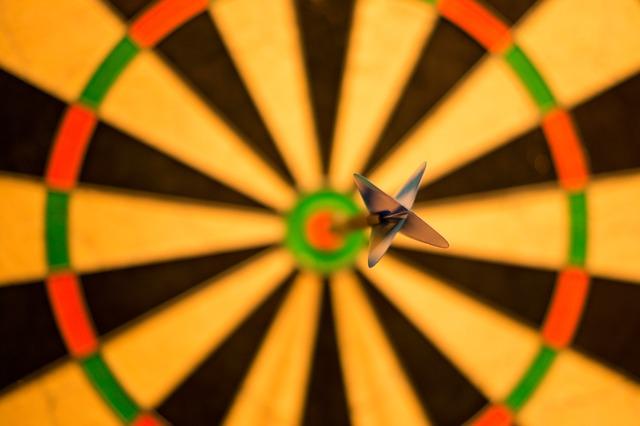 Aim-Focus-Bullseye